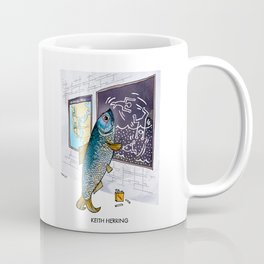 Keith Herring Coffee Mug
