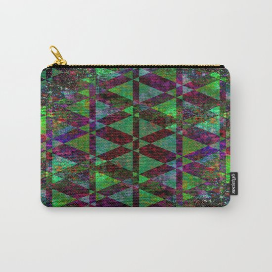 SIMPLY ABSTRACT Carry-All Pouch