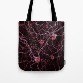 The Reaper Virus Tote Bag