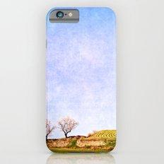 Spring signs in Igualada 2 iPhone 6s Slim Case