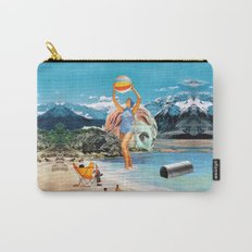 Poseidon in Love Carry-All Pouch