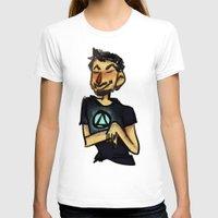 tony stark T-shirts featuring Tony Stark by Brizy Eckert