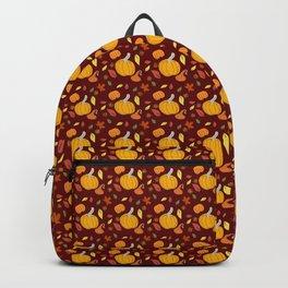 Three Pumpkins Backpack