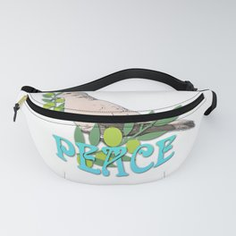 PeaceDove Fanny Pack