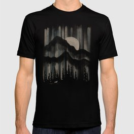 A Wolf in the Night... T-shirt