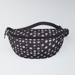 small pink dots Fanny Pack