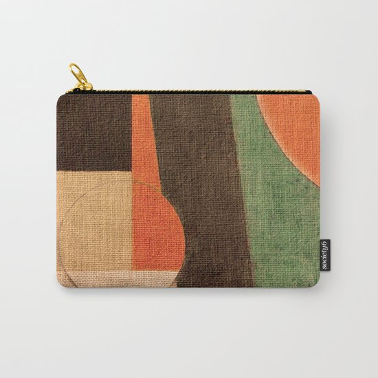 Soccer in the Sand Carry-All Pouch