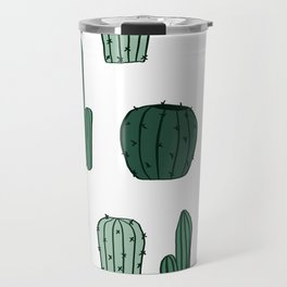 Cactus Overload Travel Mug