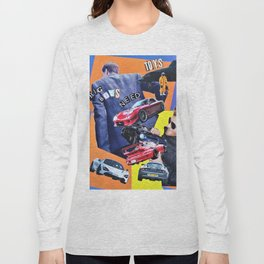 Big Boys Need Toys Long Sleeve T-shirt