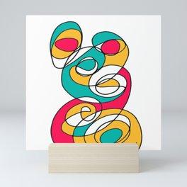 Snake Mini Art Print