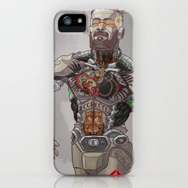 Conor Bot iPhone Case