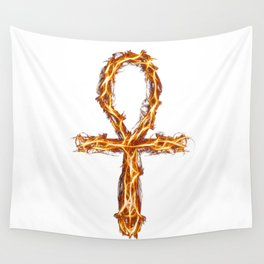 Ankh Wall Tapestry