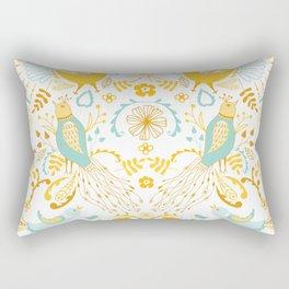 FoklsyBird Rectangular Pillow