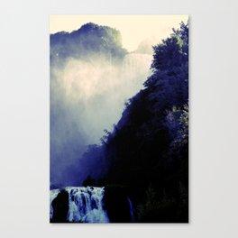 Marmorate Canvas Print