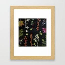 Festivus Botanicus Framed Art Print