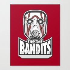 Fyrestone Bandits Canvas Print