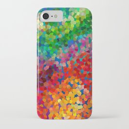 Color Theory Clash iPhone Case