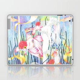 Breath Laptop & iPad Skin