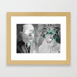 portraits Framed Art Print
