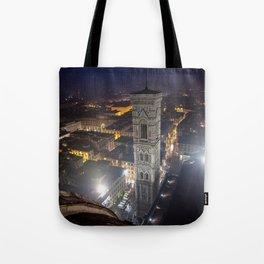 Campanile Tote Bag