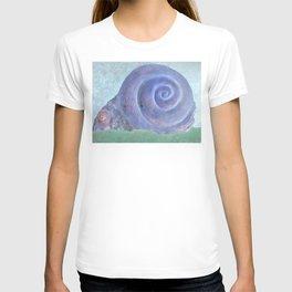 Moon Snail Aglow T-shirt