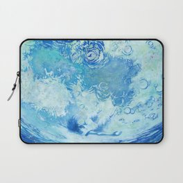 Water ceilling Laptop Sleeve