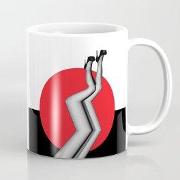 Glitch Legs Coffee Mug