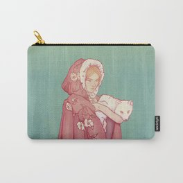 Arctic Lady Carry-All Pouch