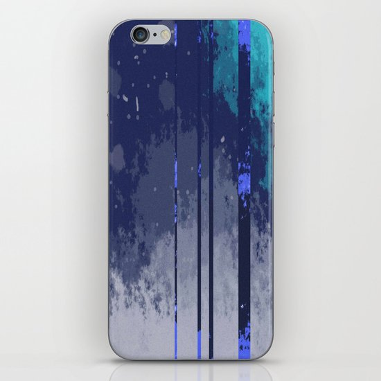 Winterspace iPhone & iPod Skin