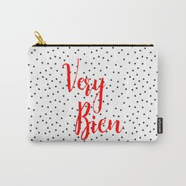 Very bien Carry-All Pouch