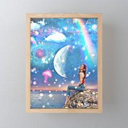 Moonbow Framed Mini Art Print