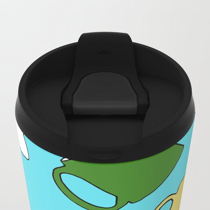 Coffee Mugs! Metal Travel Mug