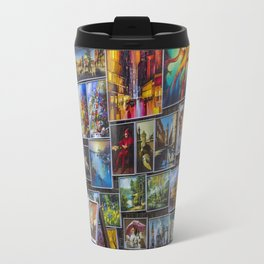 Artwork. Travel Mug