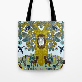 The Horse Chestnut {Day} Tote Bag