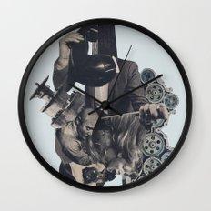 Aftershock Wall Clock