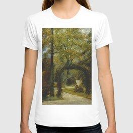 """John Constable """"Parkfield Place, near Ipswich"""" T-shirt"""