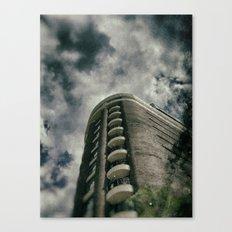 Montreal architecture Canvas Print