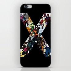 X1 iPhone Skin