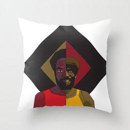 groverscratch Throw Pillow
