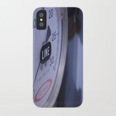 Gauge iPhone X Slim Case