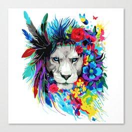 ART--LION Canvas Print