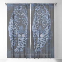 JAGUAR LORD Sheer Curtain
