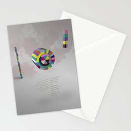 Power, Corruption & Lies Inspired Stationery Cards