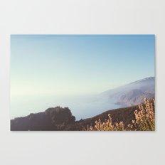 Big Sur Canvas Print