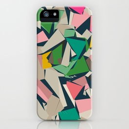 Fragments iPhone Case