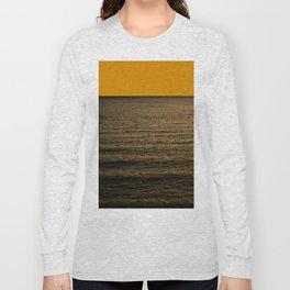 luz naranja Long Sleeve T-shirt