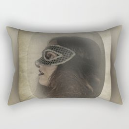 Mascarade Rectangular Pillow