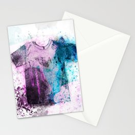 Watercolor Dream Stationery Cards