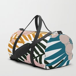 Palms & Bloom Duffle Bag