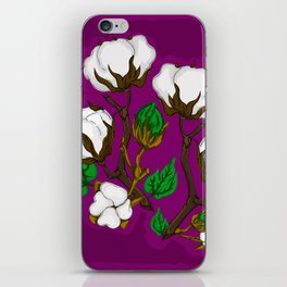 Cotton Berry iPhone Skin